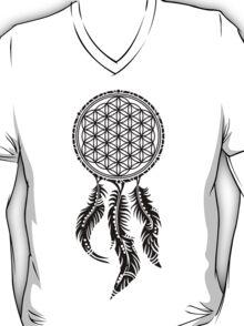Dream Catcher - Flower Of Life T-Shirt