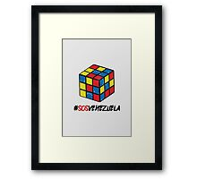 SOS Venezuela 2 Framed Print