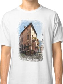 Cannobio House in Italy Classic T-Shirt