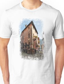 Cannobio House in Italy Unisex T-Shirt