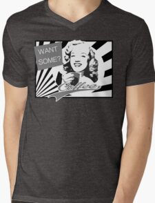 Want some Coffee? Mens V-Neck T-Shirt