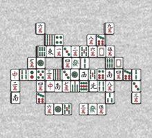 Mahjong Invader Baby Tee