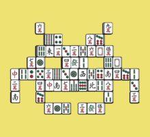 Mahjong Invader Kids Tee