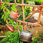 Tea Time Garden by debidabble