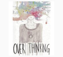 over thinking Baby Tee