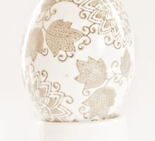 Happy Easter: Festive Egg by Denise Abé