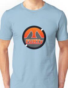 Fury logo design Unisex T-Shirt
