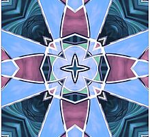 Stained Glass Window 3 by SRowe Art