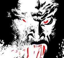 Werewolf - B - clothing Sticker