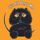 Black Persian Its All About Me by offleashart