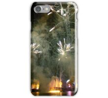 EPCOT FIREWORKS iPhone Case/Skin