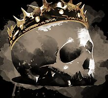 Long live the King! by Dumitrascu Marius