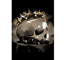 Long live the King! Photographic Print