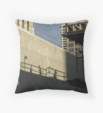 Shadow Work Throw Pillow