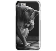 Feeling your pain iPhone Case/Skin