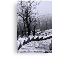 Staircase to Narnia Canvas Print