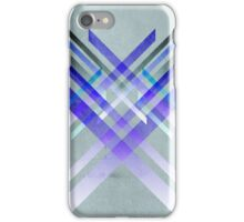 XXX grey retro design iPhone Case/Skin