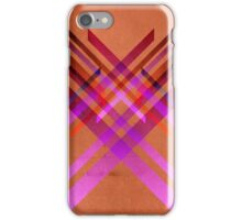 XXX brown retro design iPhone Case/Skin