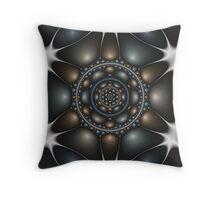 Synaptic Star Throw Pillow