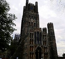 Ely Cathedral by lisa1970