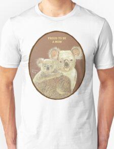 Koala Bears - Mama Bear and Baby Bear T-Shirt