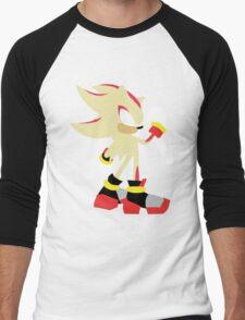 Hyper Shadow Men's Baseball ¾ T-Shirt