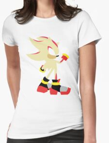 Hyper Shadow Womens Fitted T-Shirt