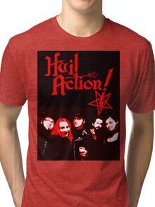 Hail Action Band Photo Tri-blend T-Shirt