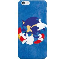 Blue Blur iPhone Case/Skin