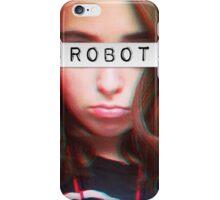 Informal ROBOT iPhone Case/Skin
