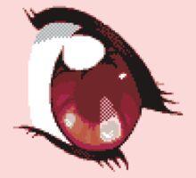 pixel eye by dlmrky