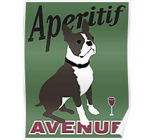Aperitif Avenue Poster