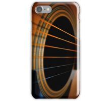 Musical Perspective iPhone Case/Skin
