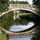 Bridge, Pollok House, Glasgow by ElsT