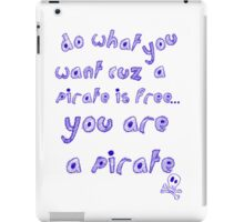 Yarr! 3 iPad Case/Skin