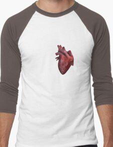 HUMAN HEART!! Men's Baseball ¾ T-Shirt