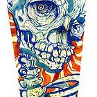 Skeleton by SandySu