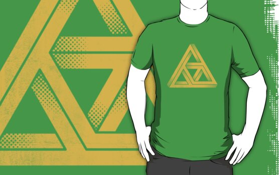 Penrose Triforce by quick-brown-fox