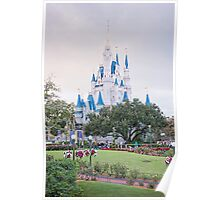 Morning Magic Kingdom! Poster