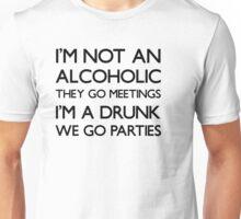 Funny Drinking T Shirt Unisex T-Shirt