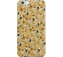 Many Doge Case iPhone Case/Skin