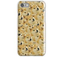Many Doge Case iPhone Case/Skin