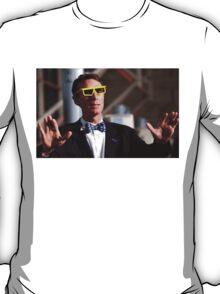 Bill Nye- Science Swag - LockDown T-Shirt
