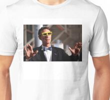 Bill Nye- Science Swag - LockDown Unisex T-Shirt