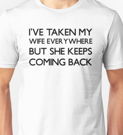 Funny Husband T Shirt Unisex T-Shirt