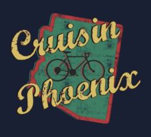 Bike Cycling Bicycle Cruising Phoenix Arizona by SportsT-Shirts