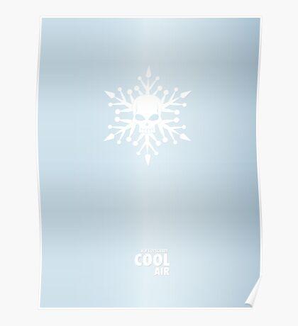 """Cool Air""  Poster"