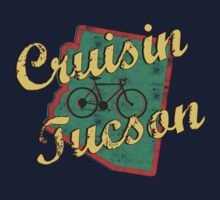 Bike Cycling Bicycle Cruising Tucson Arizona by SportsT-Shirts