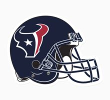 "NFL… Football ""HELMET"" Houston Texans by artkrannie"