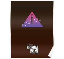 """Dreams in the Witch House"" Poster"